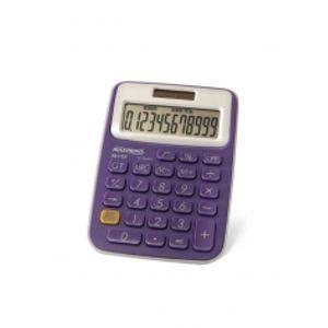 Calculadora de Mesa 12 Dígitos Lilás Mxc125l Maxprint