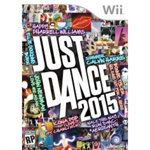 Jogo Just Dance 2015 - Wii - Ubisoft
