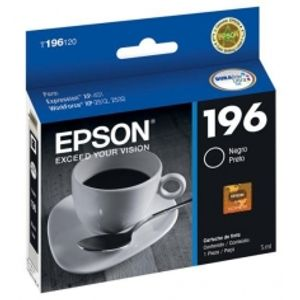 Cartucho Epson 196 5ml Preto T196120