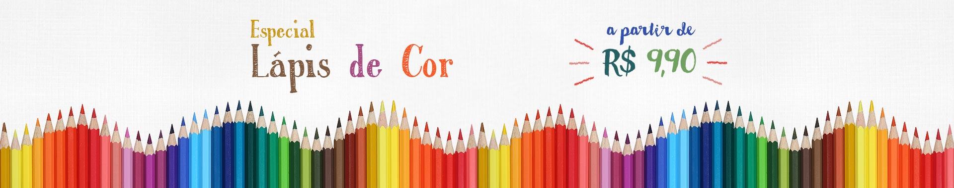 Especial Lápis de Cor