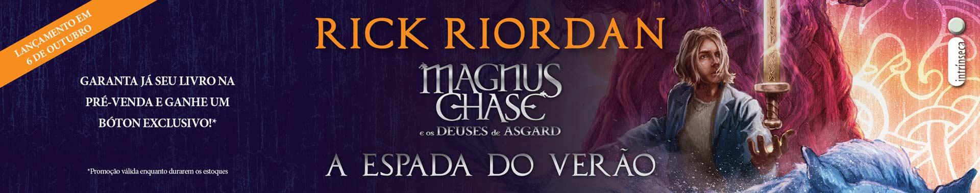 Magnus Chase - Espada de Verão