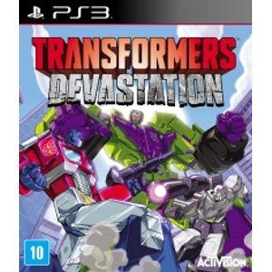 Jogo Transformers Devastation - Playstation 3 - Activision