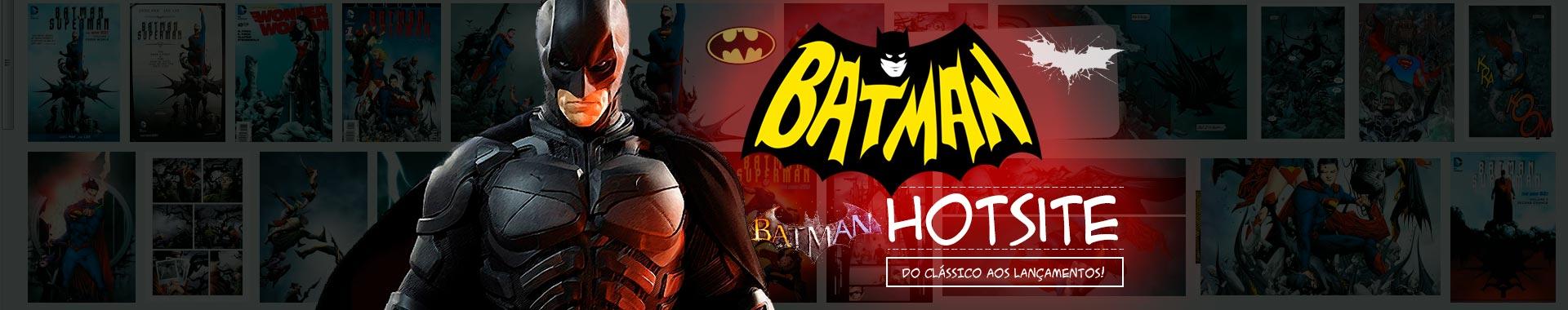 Hotsite Batman