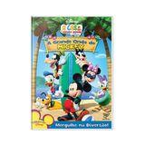 DVD-A-Casa-Do-Mickey-Mouse---A-Grande-Onda-Do-Mickey