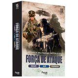 DVD-Forca-De-Ataque---Mar-Ar-E-Terra--15-DVDs-