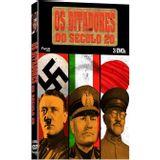 DVD-Os-Ditadores-Do-Seculo-20--3-DVDs-