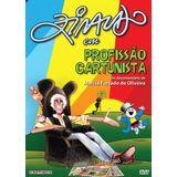 DVD-Ziraldo-Em-Profissao-Cartunista---Marisa-Furtado-De-Oliveira