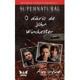 Supernatural---O-Diario-De-John-Winchester---Gryphus-Geek