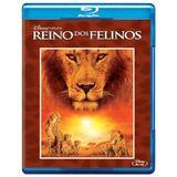 Blu-Ray-Reino-Dos-Felinos---Alastair-Fothergill