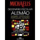 MICHAELIS-DICIONARIO-ESCOLAR-ALEMAO---MELHORAMENTOS---ED-ANTIGA