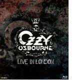 BLU-RAY-OZZY-OSBOURNE---LIVE-IN-LONDON-2010