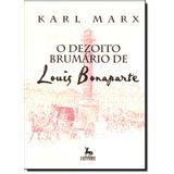 DEZOITO-BRUMARIO-DE-LOUIS-BONAPARTE---CENTAURO