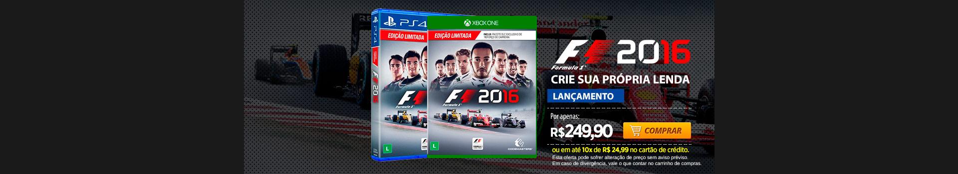 F1 -2016