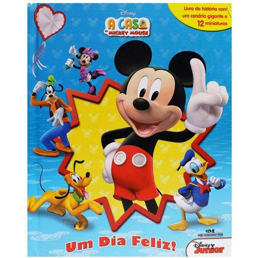Casa-Do-Mickey-A---Um-Dia-Feliz---Melhoramentos