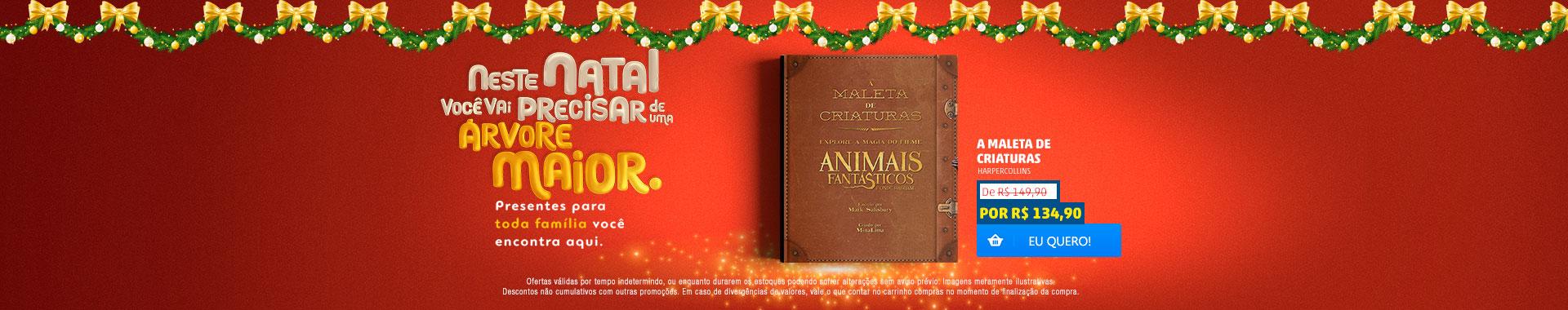 Natal 02 - A Maleta de Criaturas