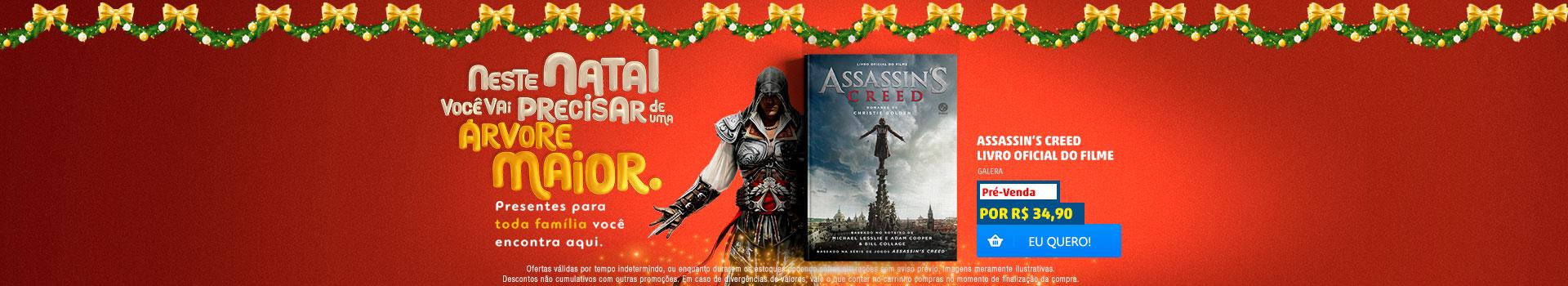Assassin's Creed Livro Oficial do Filme