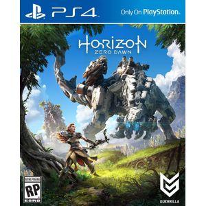 Jogo Horizon: Zero Dawn - Playstation 4 - Sieb