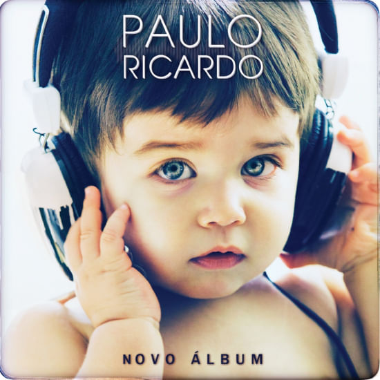 CD Paulo Ricardo - Novo Album