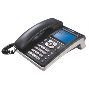 Telefone Com Fio Bratel Kx3014 Sem Id Preto