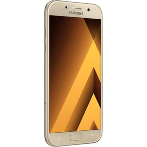 Smartphone Samsung Galaxy A5 Sm-a520f/ds Octa Core 1.9 Ghz 3gb Android 7.0 32gb - Dourado