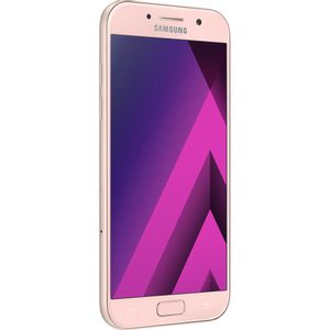 Smartphone Samsung Galaxy A5 Sm-a520f/ds Octa Core 1.9 Ghz 3gb Android 7.0 32gb - Rosa