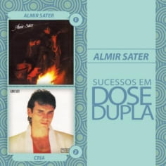CD Almir Sater - Dose Dupla ( 2 CDs ) - 2011