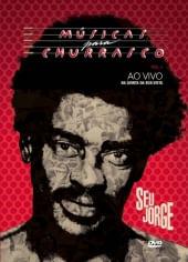 DVD Seu Jorge - Músicas Para Churrasco Vol 1 Ao Vivo Na Quinta Da Boa Vista - 2012