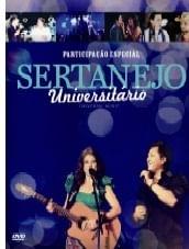 DVD Sertanejo Universitário - Participação Especial - 2012