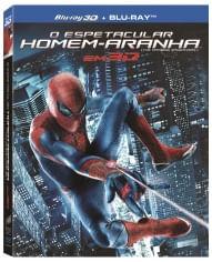 Blu - Ray O Espetacular Homem - Aranha 3d - Andrew Garfield ( Bd 3d + 2d )