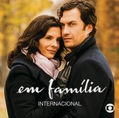CD Em Família - Internacional - Novela Das Nove
