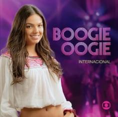 CD Boogie Oogie - Internacional - Novela Das Seis