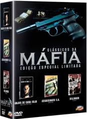 DVD Clássicos Da Máfia Vol. 2 ( 3 DVDs )
