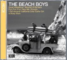 CD Beach Boys - Série Icon