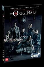 DVD The Originals - Segunda Temporada ( 5 DVDs )
