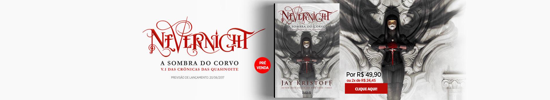 Nevernight - A Sombra do Corvo
