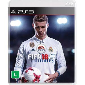 Jogo Fifa 18 - Playstation 3 - Ea Sports