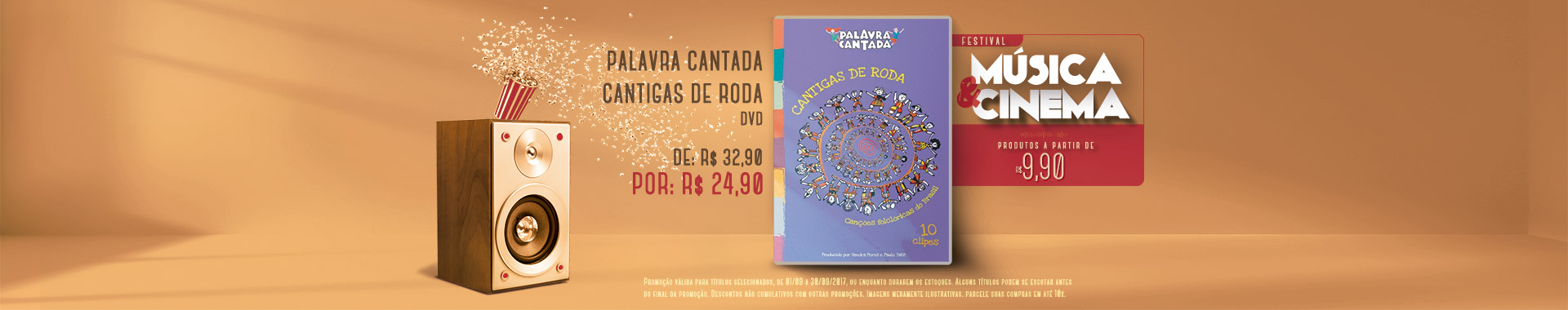 FM&C - Cantigas de Roda