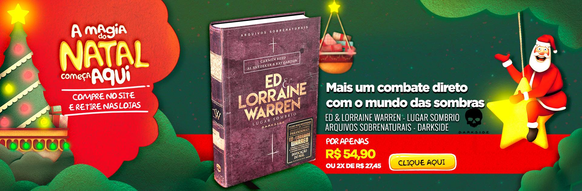 Natal - Ed & Lorraine Warren