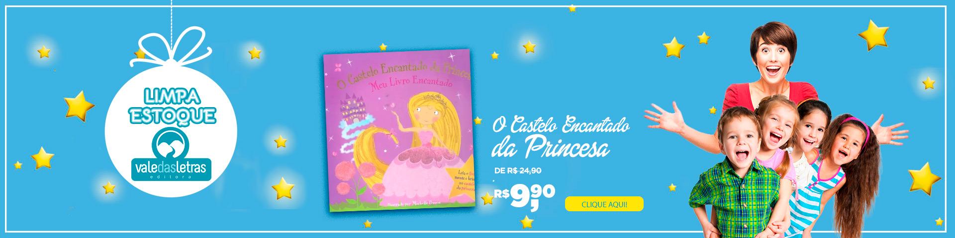 Vale das Letras - O castelo da princesa