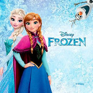 Minibanner Frozen