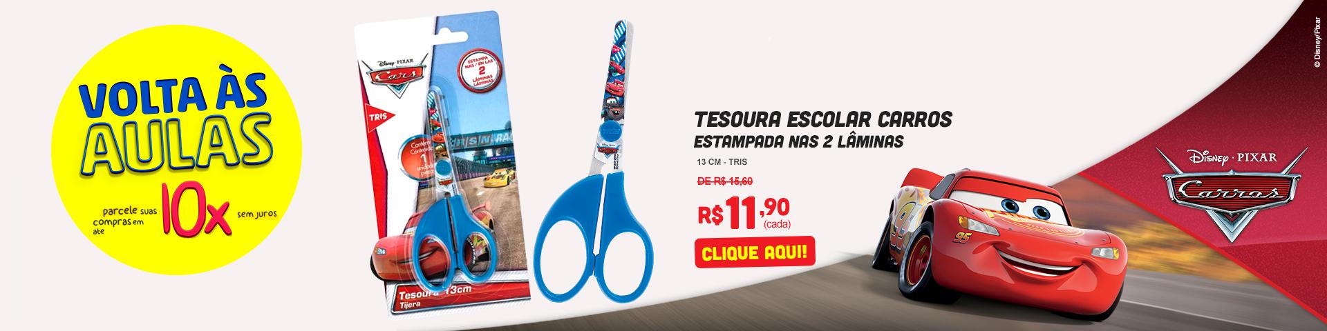 Banner Tesoura Carros