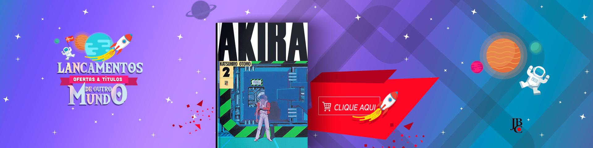 De outro mundo Akira 2