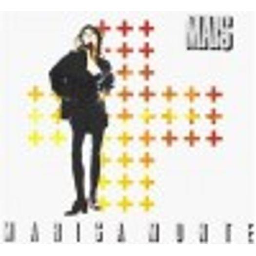 CD Marisa Monte - Mais (1991) - Livrarias Curitiba 554ce1ed81d