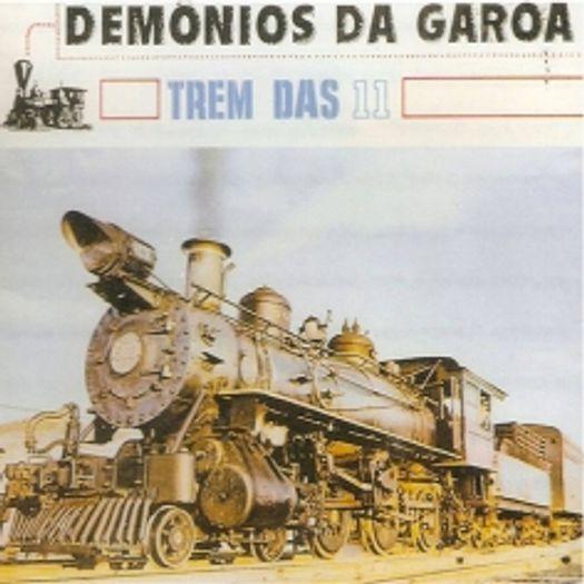 cd demonios da garoa trem das onze