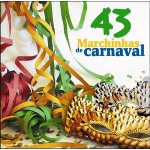 cd 43 marchinhas de carnaval