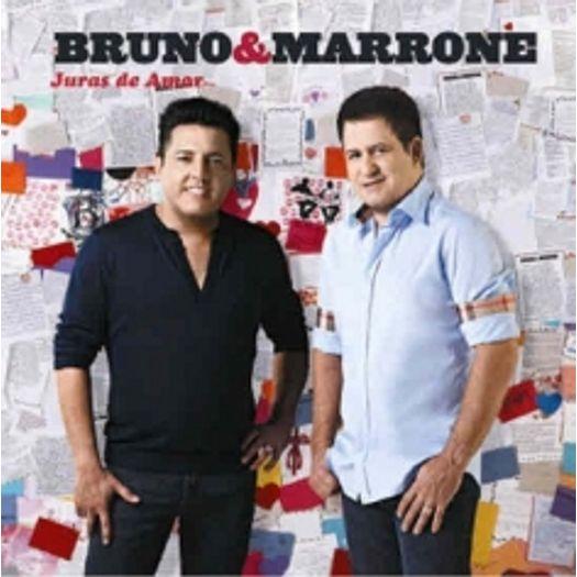 cd bruno e marrone juras de amor 2011