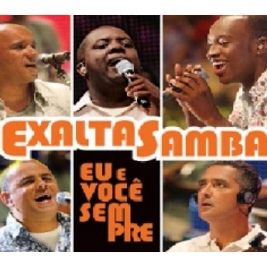 cd exaltasamba 2012 para