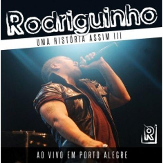 o cd do rodriguinho 2012