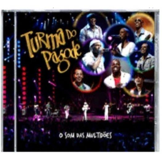 cd da turma do pagode 2012 gratis