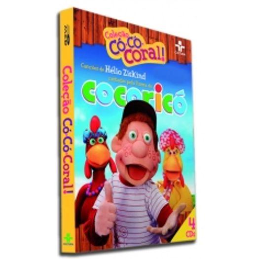 cd turma do cocorico sucessos musicais infantil